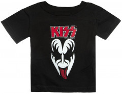 Camiseta Kiss Demon Child para bebé