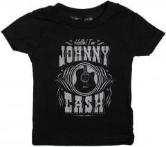 Camiseta Johnny Cash I'm Johnny