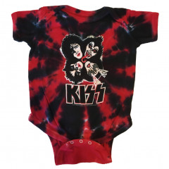 Body Bebé Kiss Red