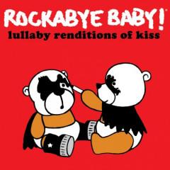 Rockabye Baby - CD Rock Baby Lullaby de Kiss