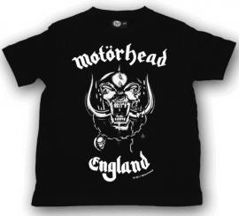 Camiseta Motörhead para niños England