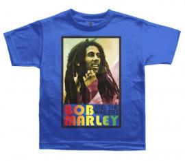 Camiseta Bob Marley Rasta para niños