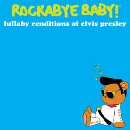 Rockabye Baby - CD Rock Baby Lullaby de Elvis Presley