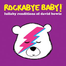 Rockabye Baby - CD Rock Baby Lullaby de David Bowie
