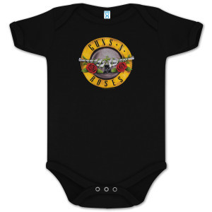 Body Bebé Guns 'n Roses Bullet