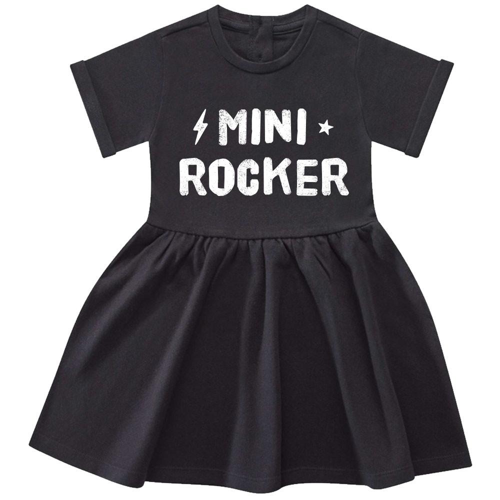 Vestido Bebés Mini Rocker