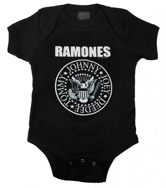 Body Bebé Ramones