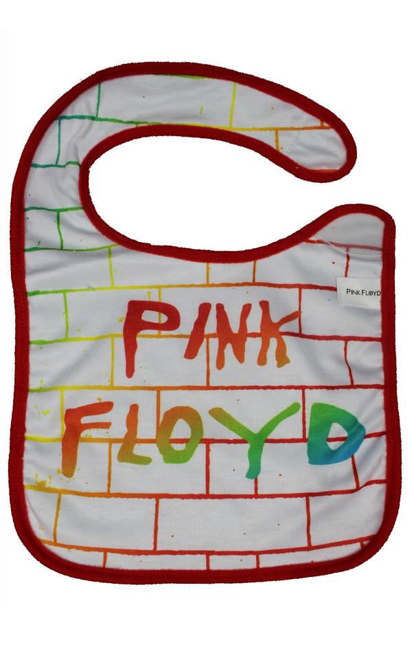 Babero bebe Rock Pink Floyd The Wall