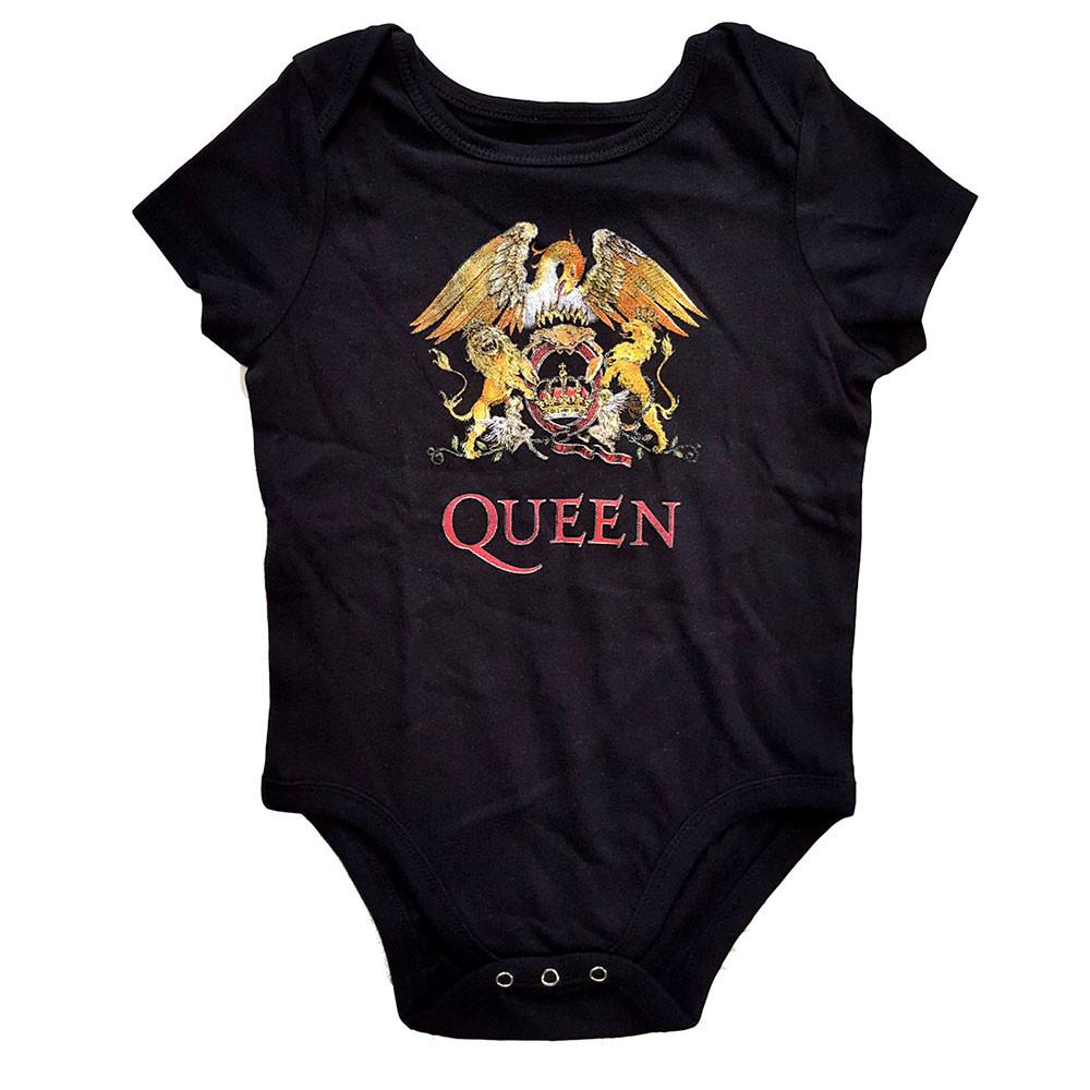 Body Bebé Queen Classic Crest