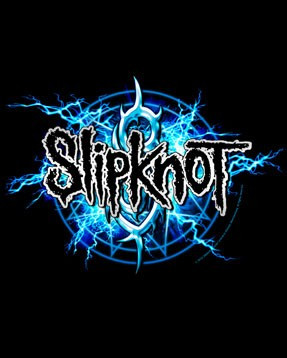 Camiseta para bebé Slipknot Electric Blue