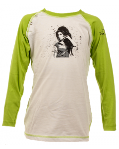 Camiseta de manga larga para bebé de Amy Winehouse - Dyno Organic 100%