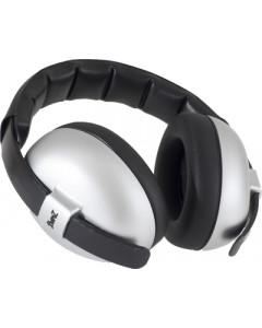 Protección auditiva para bebés BabyBanz Grey