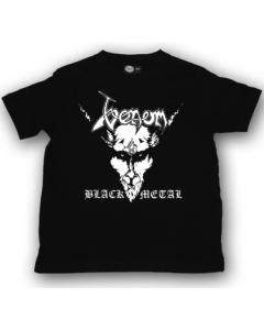 Camiseta Venom para niños