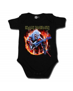 Body Bebé metal Iron Maiden FLF