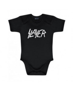 Body Bebé Slayer Logo White