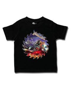 Camiseta Judas Priest para niños Painkiller