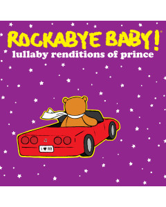 Rockabye Baby - CD Rock Baby Lullaby de Prince