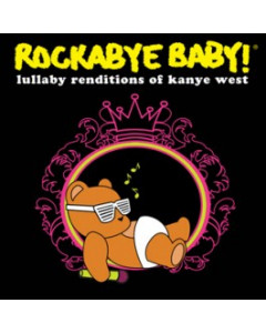 Rockabye Baby - CD Rock Baby Lullaby de Kanye West