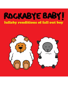 Rockabye Baby Fall Out Boy - CD Lullaby