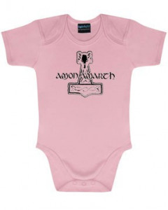 Body Amon Amarth Pink
