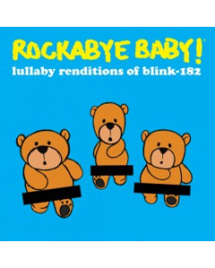 Rockabye Baby - CD Rock Baby Lullaby de Blink-182