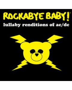 Rockabye Baby - CD Rock Baby Lullaby de AC/DC