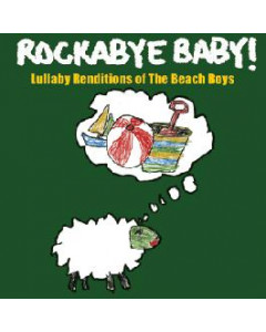 Rockabye Baby - CD Rock Baby Lullaby de The Beach Boys