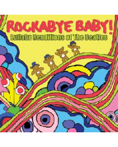Rockabye Baby - CD Rock Baby Lullaby de The Beatles