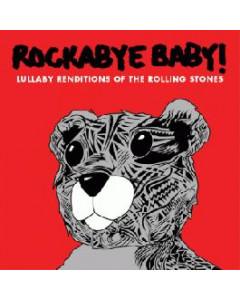 Rockabye Baby - CD Rock Baby Lullaby de Rolling Stones
