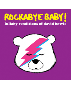 Rockabye Baby - CD Rock Baby Lullaby de David Bowie