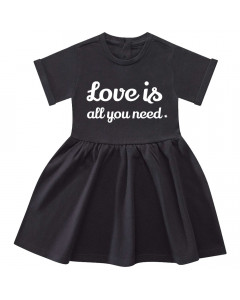 Vestido Bebés Love is all you need