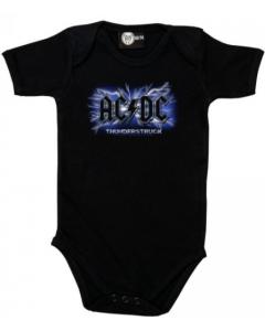 Body Bebé AC/DC Thunderstruck