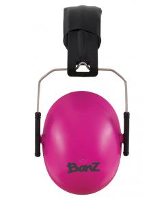 Protección auditiva infantil BabyBanz Pink