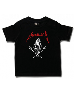 Camiseta para niños Metallica Scary Guy