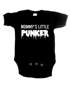 Body Bebé punk Mommy's little Punker