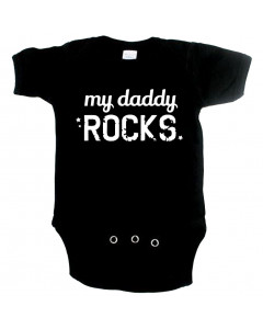 Body Bebé Cool my Daddy Rocks