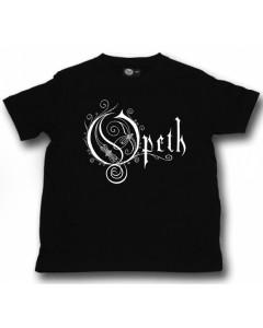 Camiseta Opeth para bebé