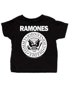 Camiseta Ramones para niños Full White