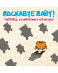 Rockabye Baby - CD Rock Baby Lullaby de Muse