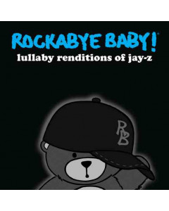 Rockabye Baby - CD Rock Baby Lullaby de Jay-Z