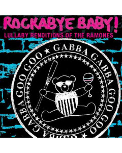 Rockabye Baby - CD Rock Baby Lullaby de Ramones