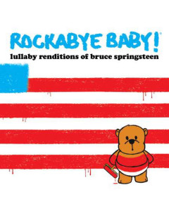 Rockabye Baby - CD Rock Baby Lullaby de Bruce Springsteen
