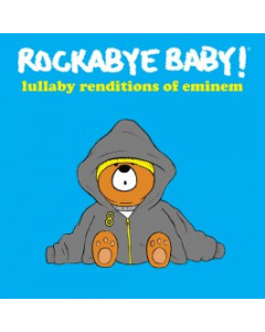 Rockabye Baby - CD Rock Baby Lullaby de Eminem