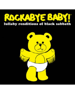 Rockabye Baby - CD Rock Baby Lullaby de Black Sabbath