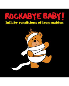 Rockabye Baby Iron Maiden - CD Lullaby