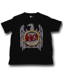Camiseta Slayer para niños Silver Eagle