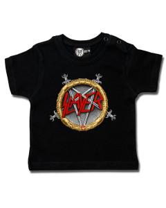 Camiseta para bebé Slayer Pentagram