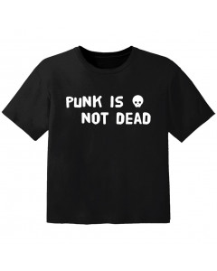 Punk T-shirt para bebé Punk is not dead