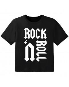 Camiseta Rock para bebé Rock 'n' roll