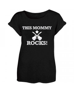 Rock Mamá Camiseta This Mommy Rocks